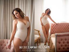 Rebel & Romance Boudoir Photography London Miss Jada_002