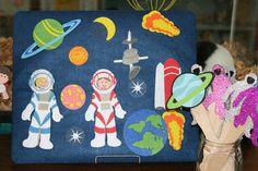 Astronaut Literacy Center
