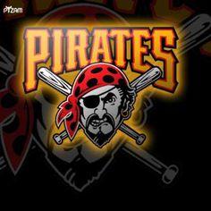Pittsburgh Pirates- Favorite Baseball Team