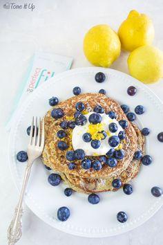 #blueberry #breakfast #cleanprotein
