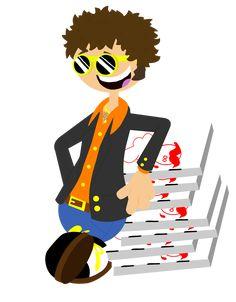 Timm by on DeviantArt Character Description, Drawing Tools, Studios, Literature, Fan Art, Deviantart, Cartoon, Drawings, Illustration