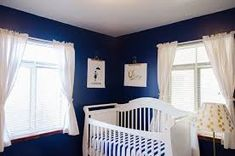 Image result for yellow and navy nursery ideas