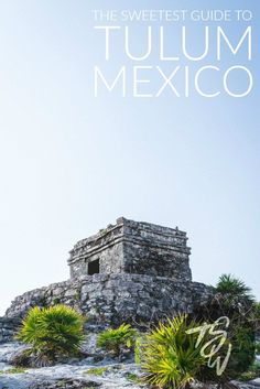 Travel tips for the charming seaside community of Tulum on Mexico's Mayan Riviera.