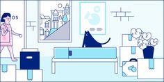 Casper Mattress Sizing - Jefferson Cheng — Design & illustration
