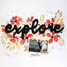 EXPLORE by Enza Gudor