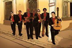 Ellos son Septeto Santiaguero, actuarán el sábado en Palma y sorteamos 2 entradas, ¿las quieres? http://comunidad.diariodemallorca.es/servicios/concursos/index.jsp?pIdConcurso=1319
