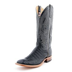 BootDaddy Collection with Anderson Bean Caiman Volcano Cowboy Boots