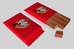 A 3D Kit Kat candy bar food model and wrapper models for Poser and DAZ Studio software.