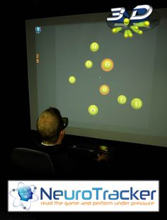 NeuroTracker in action