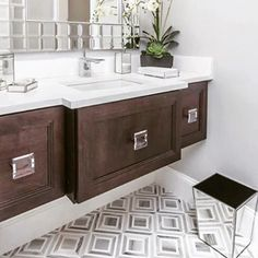 Modern and clean lines..... Our Talya Collection designed by Sara Baldwin is a beautiful lyrical mix of water jet designs using marble and stone. #decorative #decor #decorativetile #marbletile #highendtile #waterjettile #countryfloors #homerenovations #design #interiordesign #kitchendesign #bathdesign #kitchentile #bathtile #tiledesign