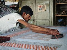 D'source Design Gallery on Block Printing - Ahmedabad - Textile Decorating Technique Ahmedabad, Textiles, Courses, Galleries, The Help, Environment, Printing, India, Content