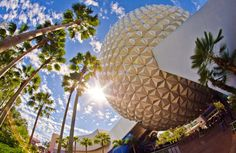 EPCOT (photographer: Tom Bricker, disneytouristblog.com)