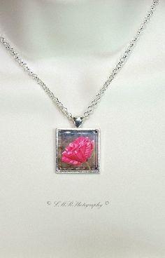 Photo Necklace Photo Glass Tile Pendant by LMRPhotography2 on Etsy, $15.50