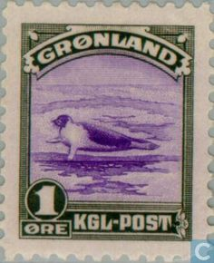 Greenland - Interamerican Edition 1945