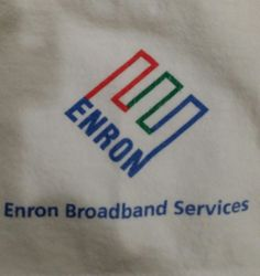http://www.rumble-press.com/1/post/2014/01/welcome-to-the-blogging-enron-blog.html WELCOME TO THE BLOGGING ENRON BLOG!  Enron Broadband Services logo from an old EBS t-shirt -- this is probably a collector's item today!  #books #history #technology #kindle #business