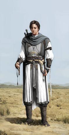 ArtStation - Warrior, Jiyeon Ryu