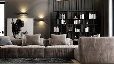 Architecture Design, Curtains, Interior Design, Home Decor, Nest Design, Architecture Layout, Blinds, Decoration Home, Home Interior Design