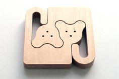 Imagen de MONKEY PUZZLE Zoomaderita Trivet/Coasters?