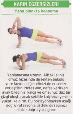 7 Günde Göbek Yağlarını Eriten Karın Egzersizleri   Kadın Sitesi - Part 9