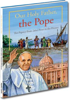 After Easter, Pope Francis will canonize John Paul II and John XXIII.  Here are some related kids' books.