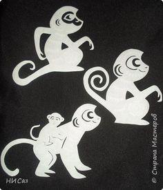 поделки на год обезьяны - Поиск в Google