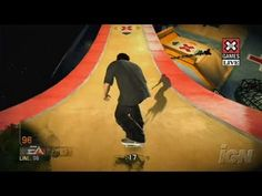Skate Xbox 360 Trailer - X-Games Trailer