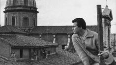 Pierre Brice à Rome