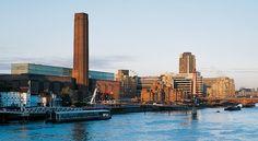 Tate Modern in London - DETAIL inspiration