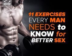 Want better sex? Increase your stamina under the sheets!