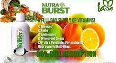 Can't manage 5 a day? Try Nutra Burst it's like a salad in a bottle! Amazing health benefits. See my Facebook page for testimonials Teatime Detox. www.totallifechanges.com/clare-oglesby