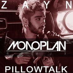 Zayn ft. Emma Heesters – Pillowtalk (Monoplan Remix) Zayn, Edm, Hollywood, Celebs, Music, Movie Posters, Movies, 2016 Movies, Celebrities