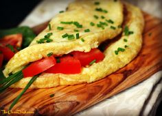 Celebrate National Breakfast Week with a delicious Omelet.