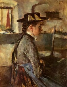 Anticipation Wilhelm Leibl - 1898
