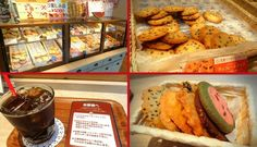 All-you-can-eat cookie cafe in japan! ^-^