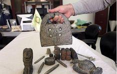 Что носили Боги в своих сумочках? Археологическая гипотеза. Точка зрения