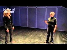 National Theatre vocal warm-up #2: Resonance. To achieve the feeling that the actors are speaking using their whole body, humming exercises are used to develop the voice's resonance. Jeannette Nelson is the Head of Voice at the National Theatre.