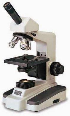 Milik Perpus: Macam-Macam Mikroskop
