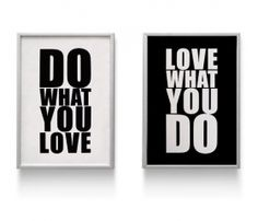 Love What You Do Set