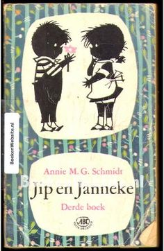 Some people think `Jip & Janneke' by Annie MG Schmidt are old fashioned, by my children still love the stories. And you can always swap names, if you think Janneke is not emancipated enough (although, I haven't done that not once). Book Tv, Any Book, Best Novels, Dutch Artists, Vintage Children's Books, Sweet Memories, My Memory, Children's Book Illustration, The Good Old Days