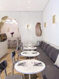 Noglu Restaurant Designed by Mathieu Lehanneur [Paris] | Trendland