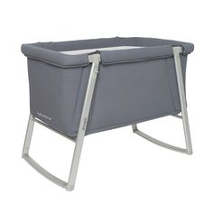 BabyHome Dream Cot: Modern looking and super functional baby bassinet.  Great for naps and co-sleeping!