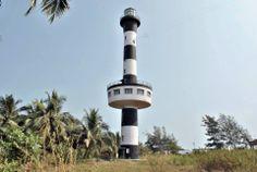 PARADEEP #LIGHTHOUSE - ORISSA, #INDIA  -  http://dennisharper.lnf.com/