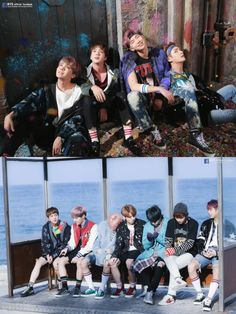 Free to join! We are ARMYs dedicated to our 7 Bulletproof Boys. BANGTAN FIGHTING~!!! Bts Jungkook And V, Bts And Exo, Bts Bangtan Boy, Bts Taehyung, Bts Group Photos, Boy Photos, K Pop, Seokjin, Hoseok
