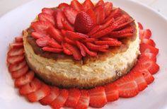 Recette - Cheesecake aux fraises inratable | Notée 4.2/5