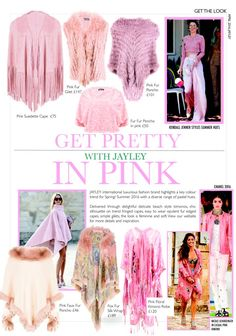 "JAYLEY on Twitter: ""#pastel #pink #getthelook #styleinspiration #prettyinpink #girly #chic #capes #kimonos #fur #suede #fashionbloggers https://t.co/L3a6pPmc81"""