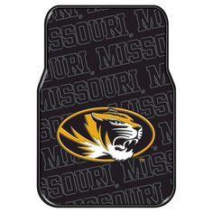 NCAA Automotive Floor Mat Missouri, Missouri Tigers