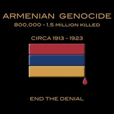 Armenian Genocide. T-shirt by Samuel Sheats on Redbubble. #holocaust #genocide #activism #armenia