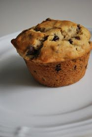 Just Another Day in Paradise: Banana Chocolate Chip Muffins