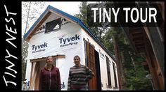 "Tiny House Tour - Kirsten's ""Wild Rose"" (visit #2)"