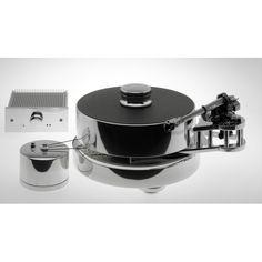 Platine Vinyle Transrotor FAT BOB Reference TMD, une platine musicale, dynamique et séduisante au possible